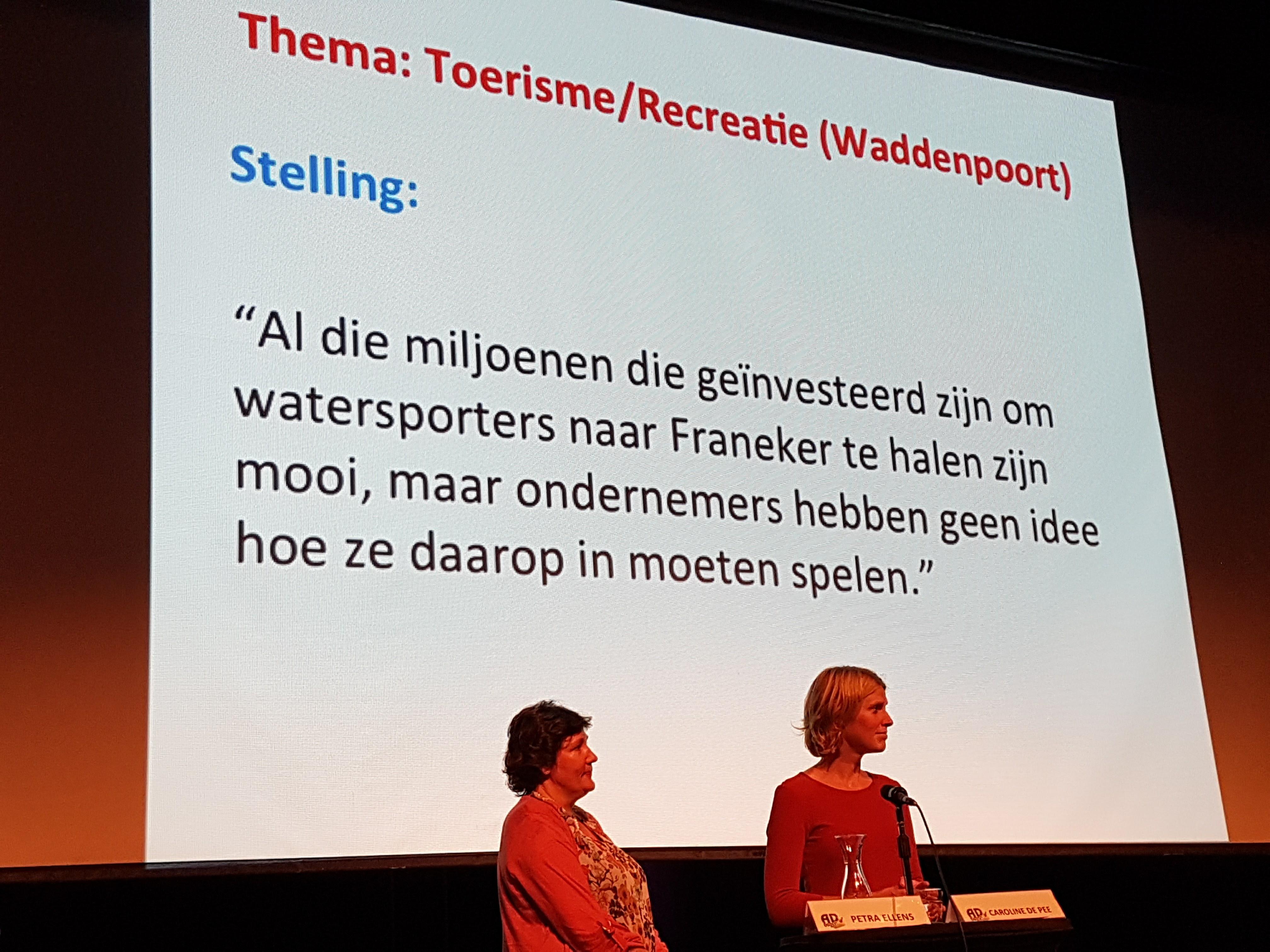 Symposium Franeker Waddenpoort