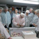 Bedrijfsbezoek Pluimveeslachterij Van der Meer